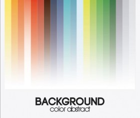Colored stripes vector background