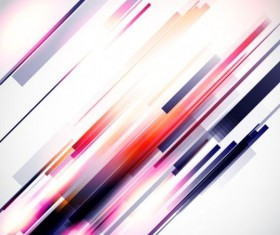Complicated abstract elements background vector 02