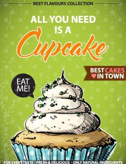 ... poster design vectors 12 - Vector Cover, Vector Food free download