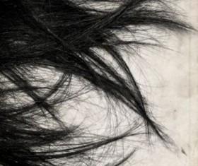 Realistic hair photoshop brushes