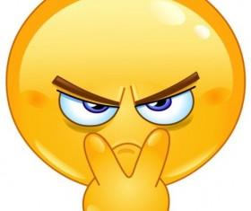 Scissorhands emoticon icon