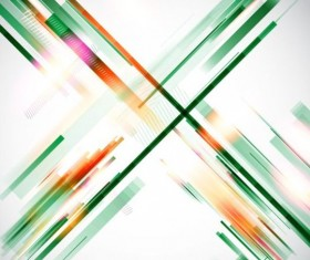 Smooth and colorful abstract vector background 03