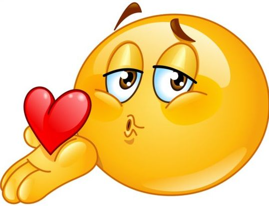 blowing kiss male emoticon icon - Emoticons Icons free ...