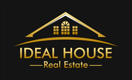 Ideal House Logo Vector Vector Logo Free Download