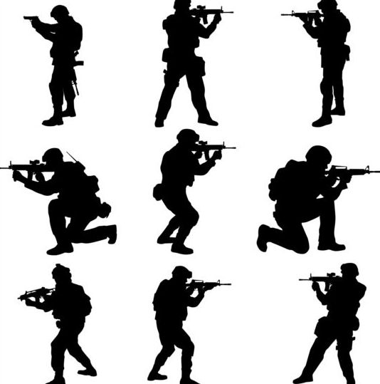 Soldier Vector Pictures to Pin on Pinterest - PinsDaddy