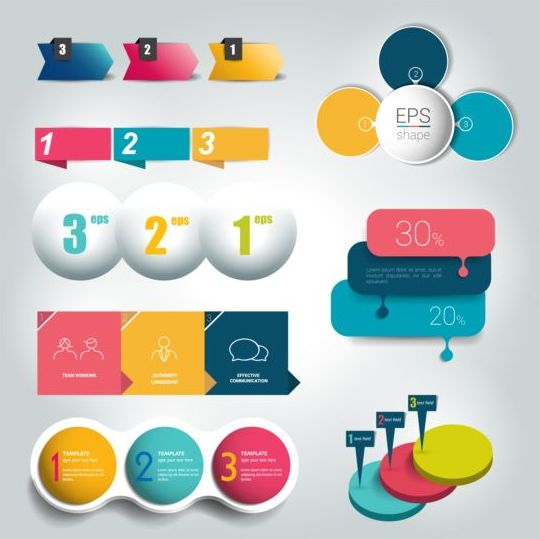 Business Infographic creative design 4472