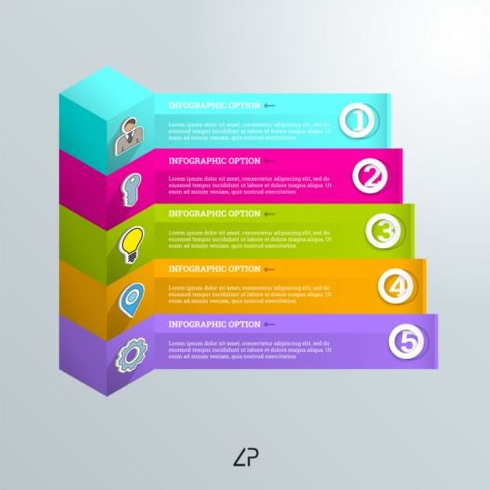 Business Infographic creative design 4492