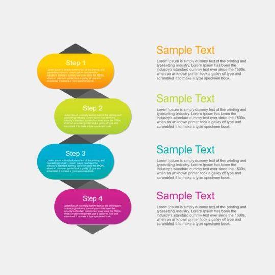 Business Infographic creative design 4493