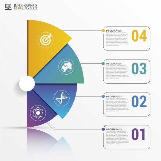 Business Infographic creative design 4497