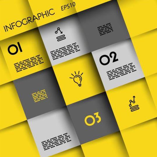 Business Infographic creative design 4501