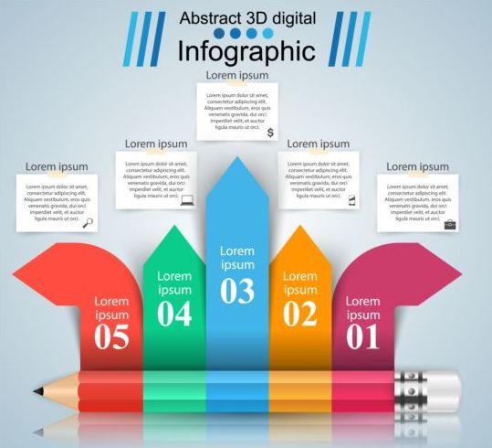 Business Infographic creative design 4511
