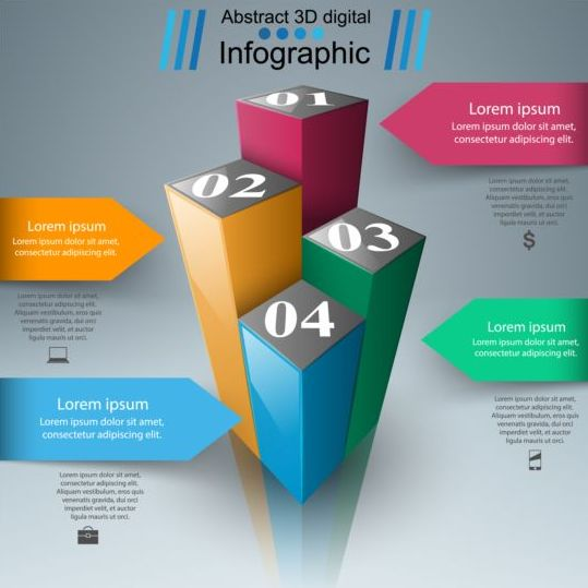 Business Infographic creative design 4522
