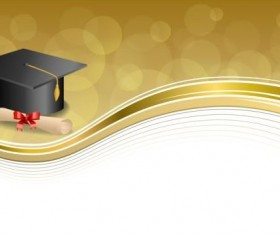 Graduation vector for free download