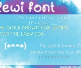 Lewi Font
