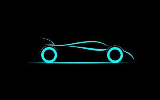 Sport car logos vectors set 03 - Vector Car, Vector Logo free download