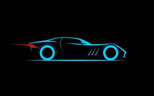 sport car logos vectors set 07 free download