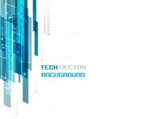 Tech vector background material 02