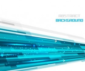 Tech vector background material 05