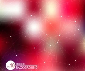 Abstract pink backgrounds vector