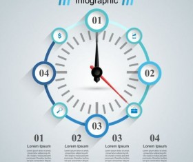 Business Infographic creative design 4529