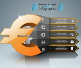 Business Infographic creative design 4537