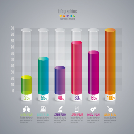 Business Infographic creative design 4549