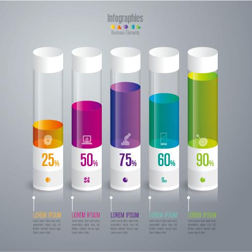 Business Infographic creative design 4552