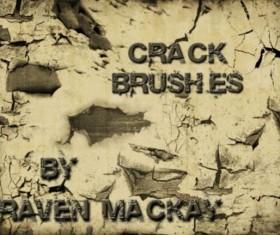 Crack PS brush set