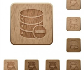 Database remove wood textures icons
