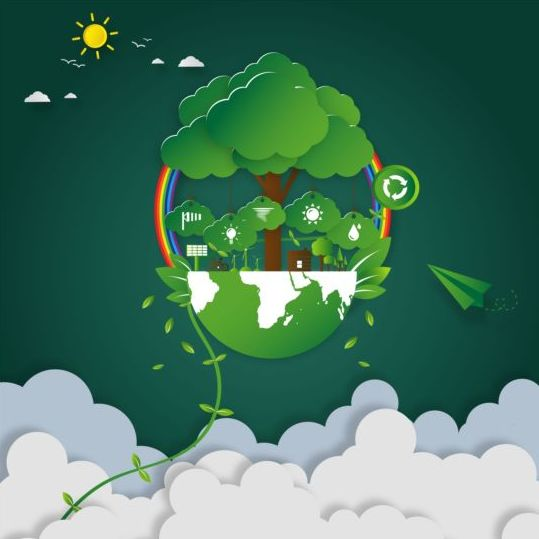 green earth essays