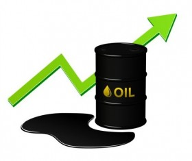 Oil growth vector