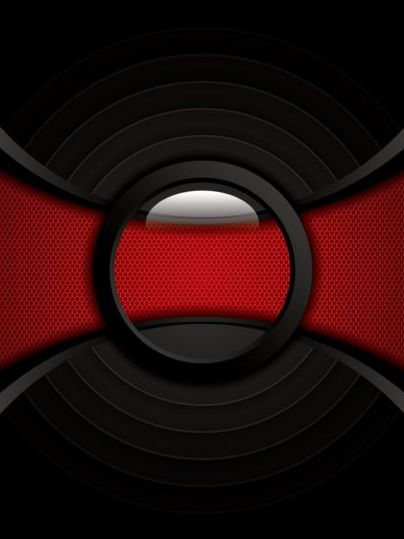 Red With Carbon Black Modern Background Vector 01 Vector
