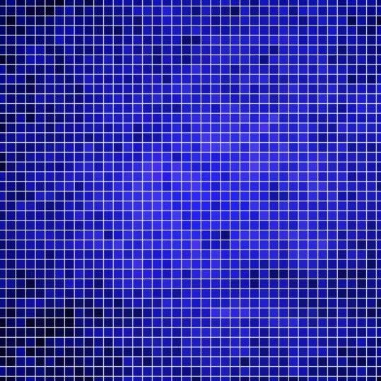Sparkling square mosaic background vector 04