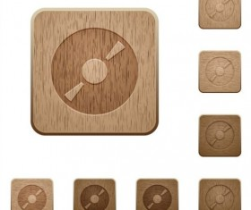 dvd wood textures icons