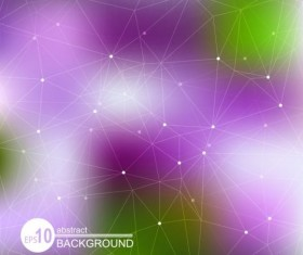 violet green background vector