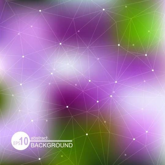 violet green background vector