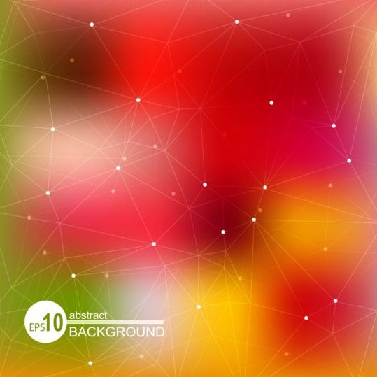 yellow red background vector