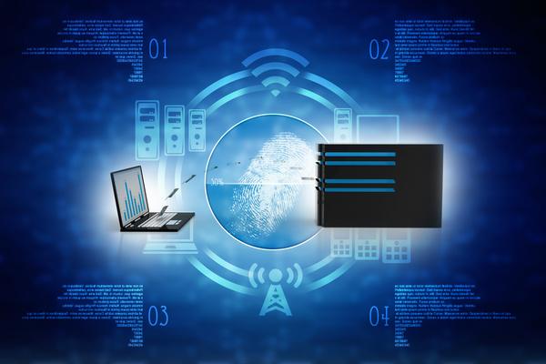 3dComputer Network Stock Photo 16