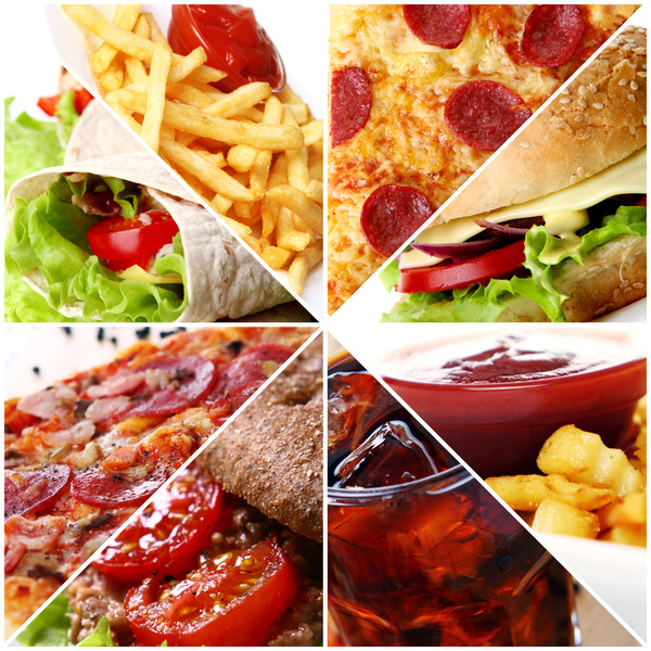 A Variety Of Delicious Food Pictures Free Download