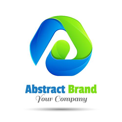 Abstract brand logo design vector - Vector Abstract, Vector Logo free ...