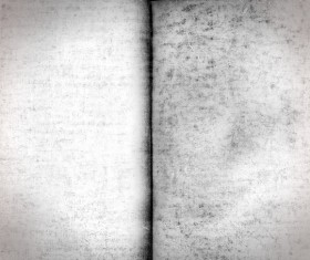 Blank pages of old book textures