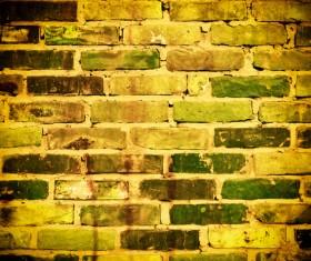 Bright brick wall texture Stock Photo