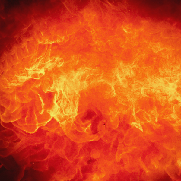 Burning Flame Background Flame Textured Background 07