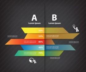 Business Infographic creative design 4555
