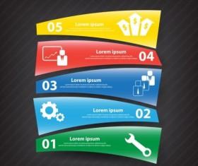 Business Infographic creative design 4556