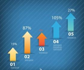Business Infographic creative design 4557