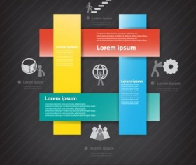 Business Infographic creative design 4559