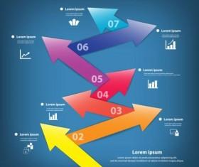 Business Infographic creative design 4560