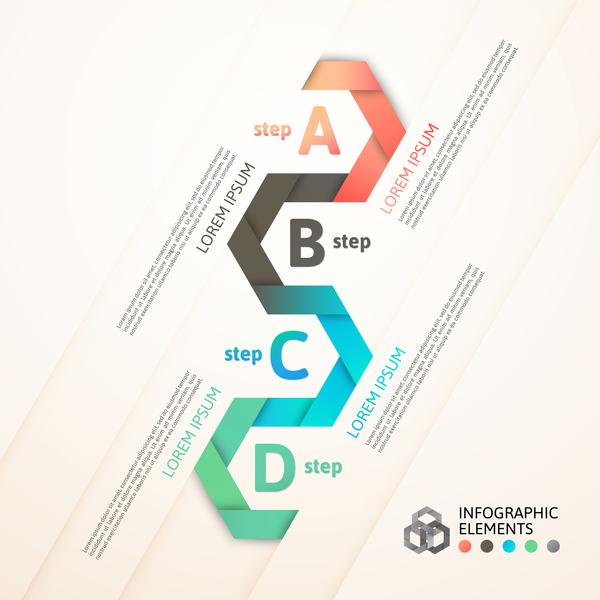Business Infographic creative design 4562