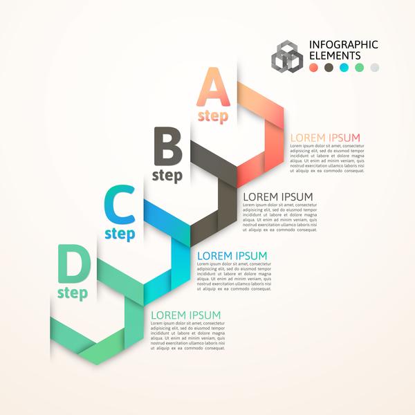 Business Infographic creative design 4563